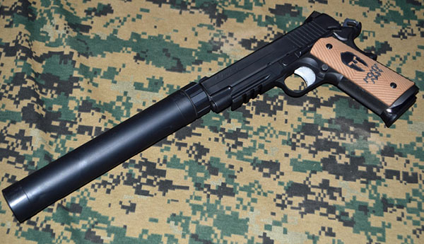 Sound Suppressors Explained