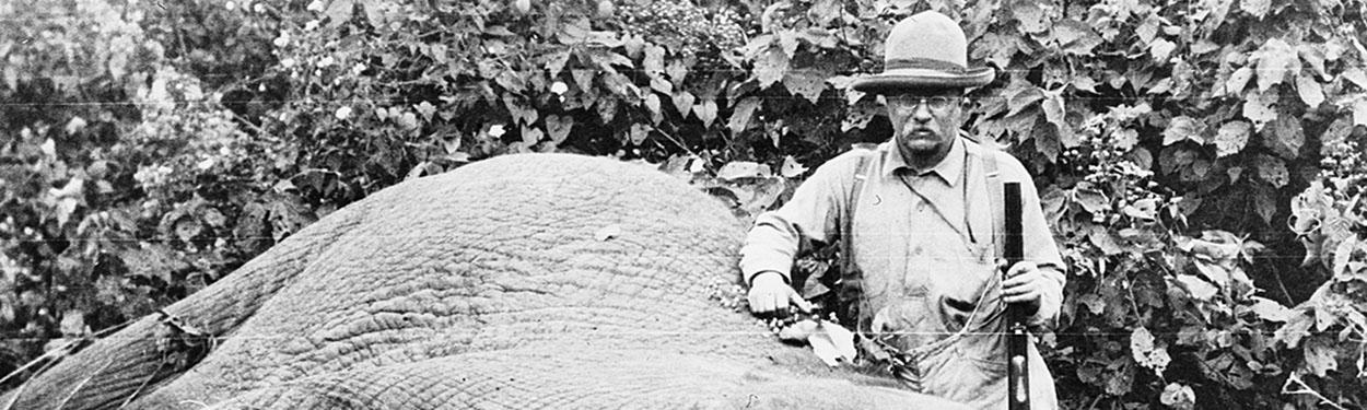 Teddy Roosevelt The Outdoorsman