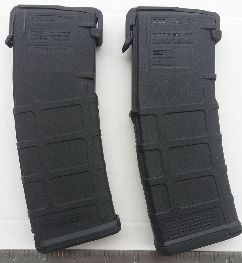 PMAG M2 vs M3 Impact Dust Cover Necessary
