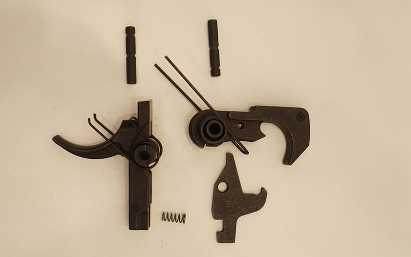 Stock Mil-Spec Trigger