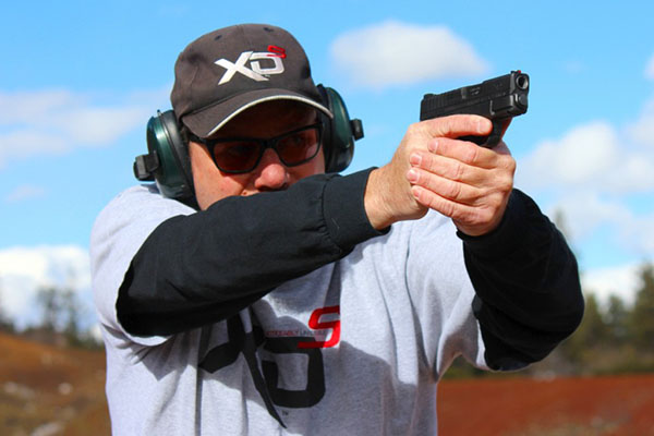 Springfield Armory XD-S Single Stack .45ACP – Noticeably Unnoticeable