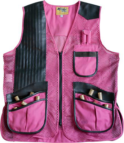 P7 MizMac Womens Perfect Fit Mesh Vest