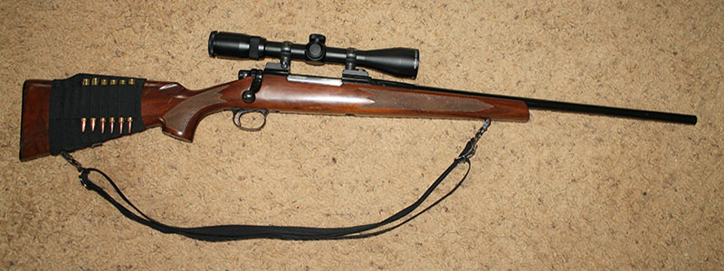 Remington Model 700 -1