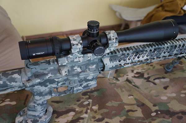Scope Mounting 11