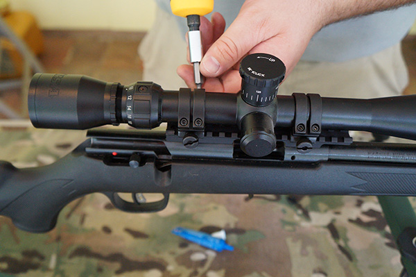 Scope Mounting 12