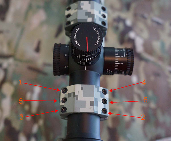 Scope Mounting 14