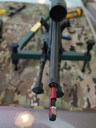 Scope Mounting 15