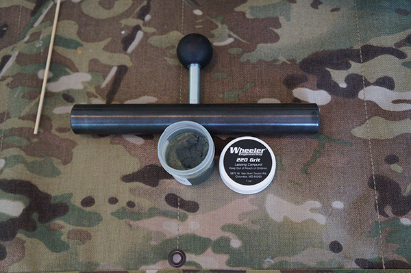 Scope Mounting 6