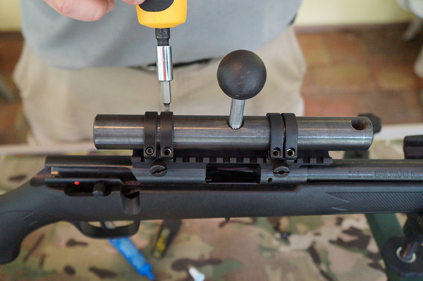 Scope Mounting 8
