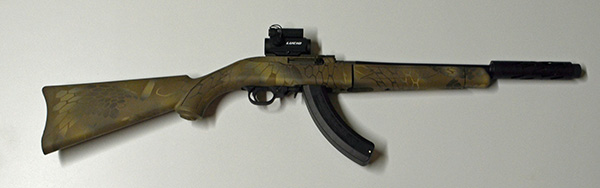 Customizing The Ruger 10/22 | The Blog of the