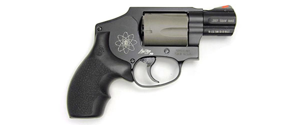 SMITH-and-WESSON-340PD-Airlite-Revolver-357