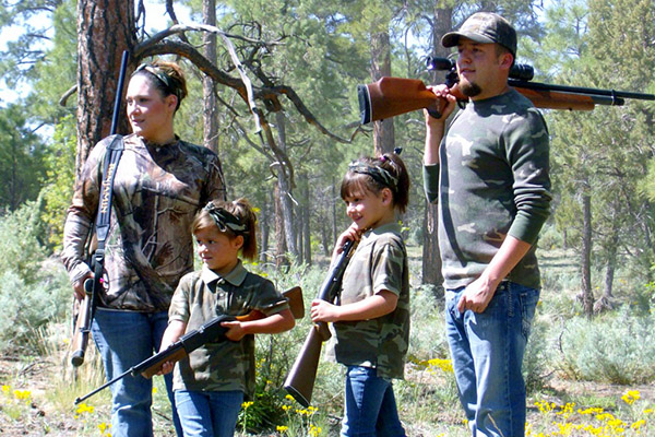 Airgunning-A-Great-Family-Activity
