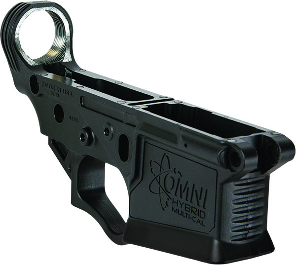 OMNI Hybrid ATI Lower stripped