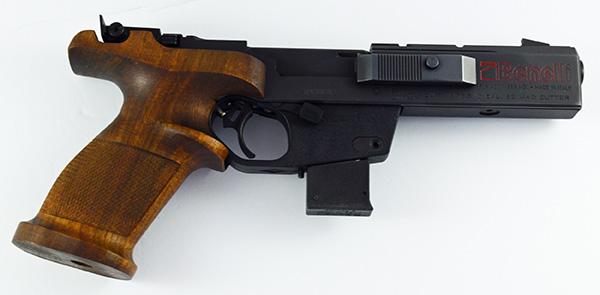 Un pistolet de compétition pour un amateur ? - Page 2 Benellir