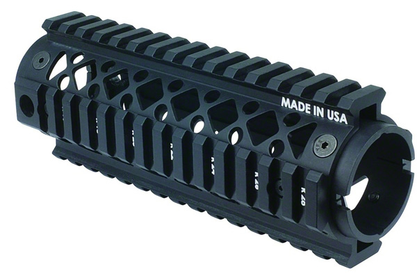 Going Off The Rails: Key-Mod, M-Lok, Picatinny, Weaver, And Rail Systems Explained