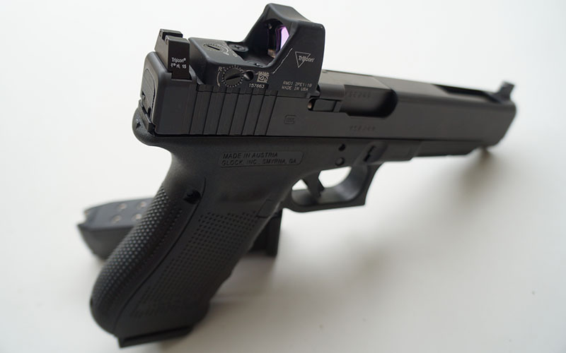 Glock 34 MOS Product Review | The Blog of the 1800GunsAndAmmo Store