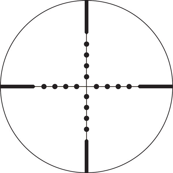 Mildot-Reticle