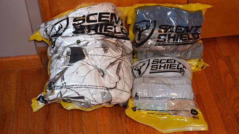 Scent-Shield