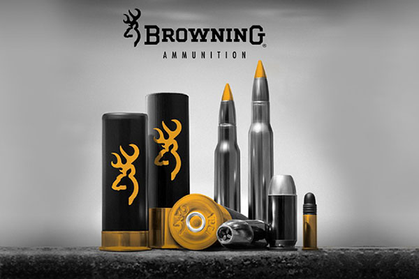 New For 2016: Browning Ammo