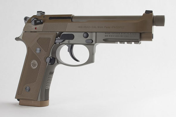 The New Beretta M9A3 Is Now For Sale