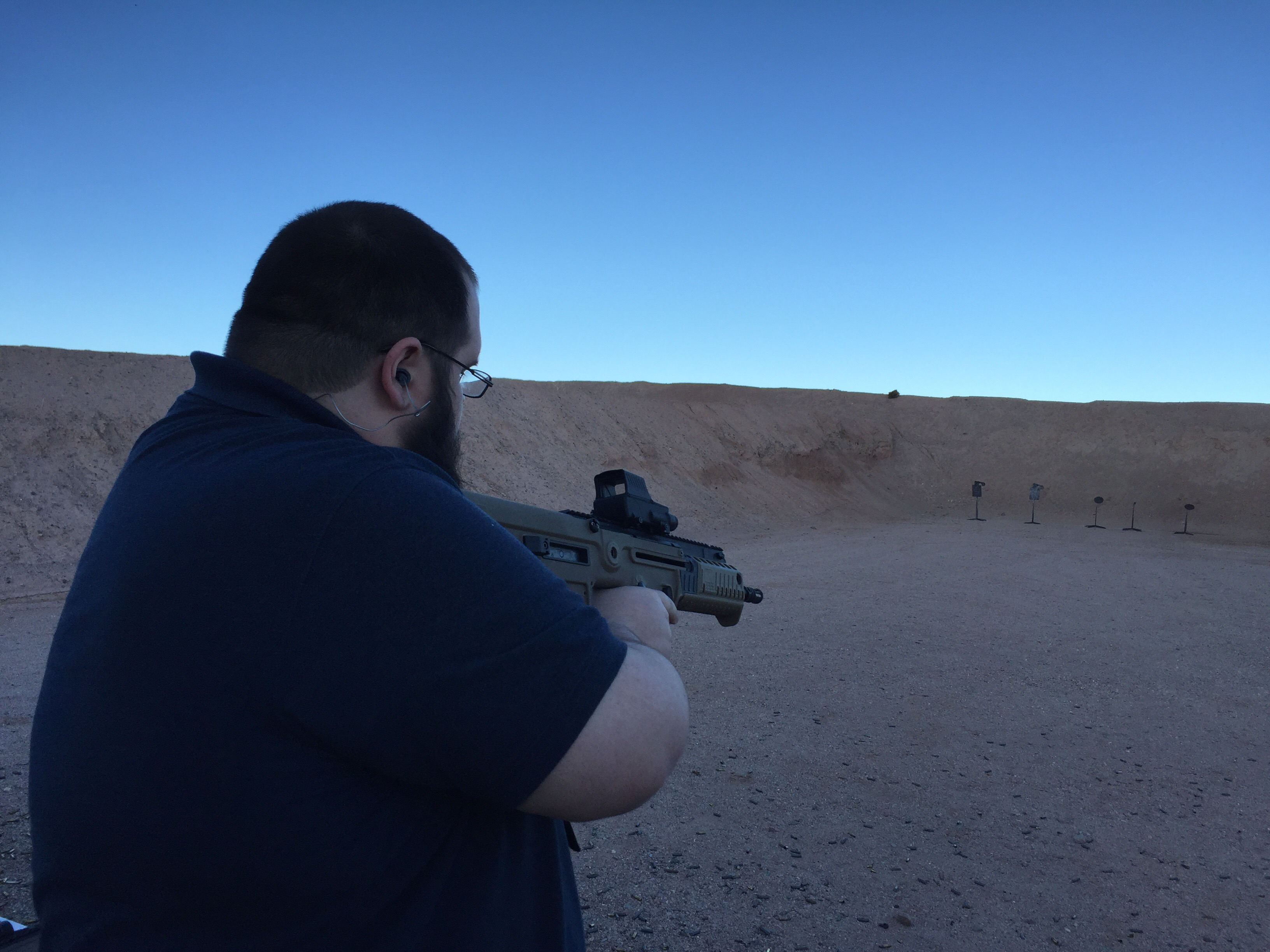 Views From 2016 SHOT Show Industry Range Day | The Blog of