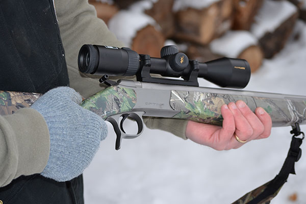Nikon Xr Inline Muzzleloader Scope Review The Blog Of