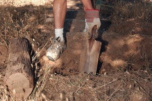 Caching And Burying Firearms