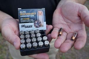 First Look: SIG Ammunition