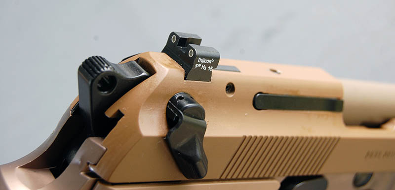 The Beretta M9A3 | The Blog of the 1800GunsAndAmmo Store