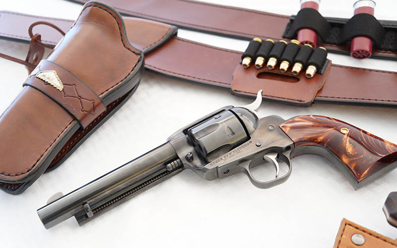 The Guns of Cowboy Action Shooting - Part 1 | The Blog of