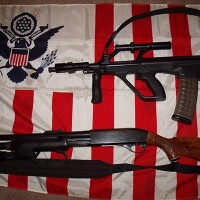 The Guns of a Federal Agent – Long Guns And Custom Guns