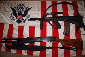 The Guns of a Federal Agent – Long Guns And Custom Guns