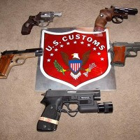 The Guns of a Federal Agent – Pistols