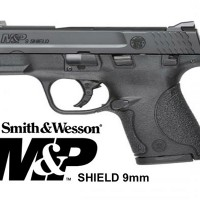 Smith & Wesson M&P® Shield 9mm Ideal for Concealed Carry