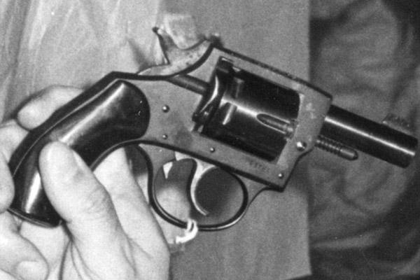 Sirhan Sirhan's Pistol.