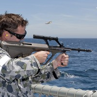 Three Rifles From Three Countries: Australia F90