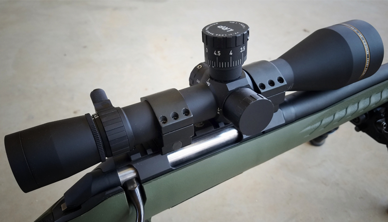 Leupold VX-3i LRP 4 5-14x50mm Review | The Blog of the