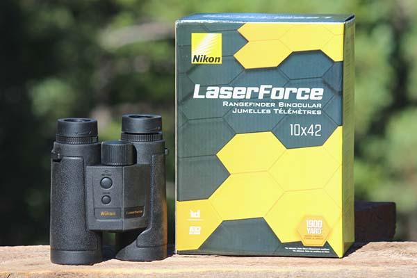 FIRST LOOK: Nikon LaserForce Rangefinder Binocular