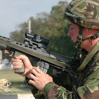 Three Rifles From Three Countries: UK – L85A2