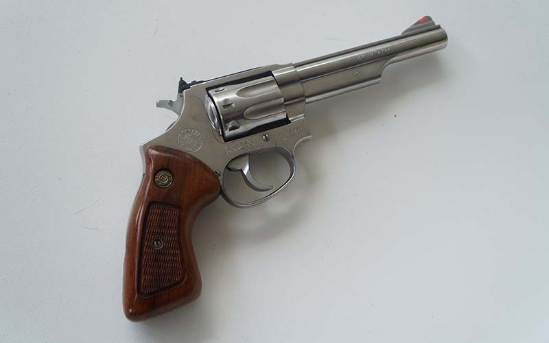 Taurus 941 22 Magnum Revolver Review The Blog Of The
