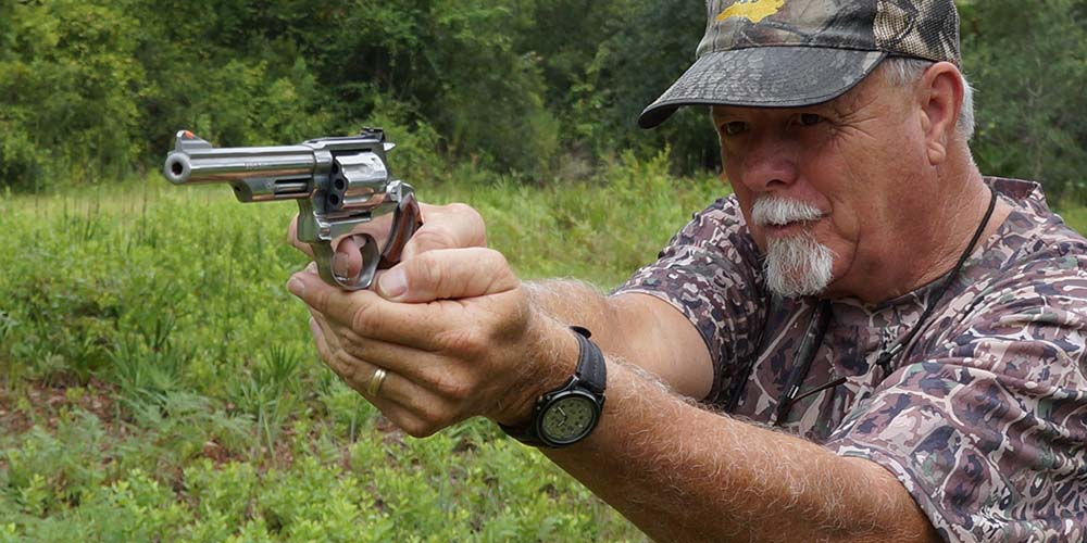 Taurus 941  22 Magnum Revolver Review | The Blog of the