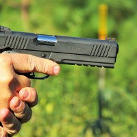 Armscor Rock Island Armory .22TCM/9MM Pistol Review
