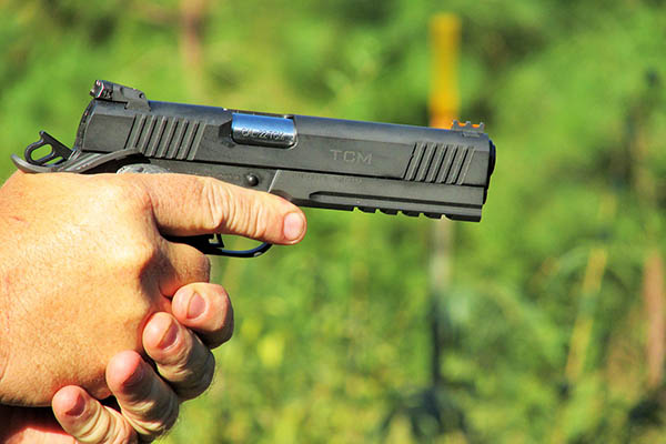 Armscor Rock Island Armory .22TCM/9MM Pistol Review