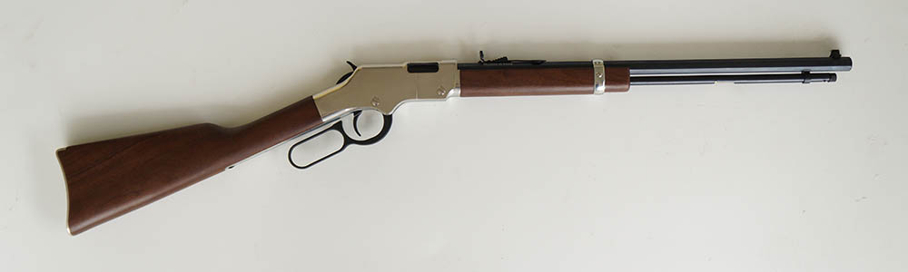 Henry Golden Boy Silver Rifle Review The Blog Of The