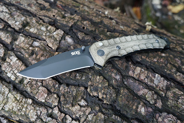 SOG Kiku Assisted Knife Review