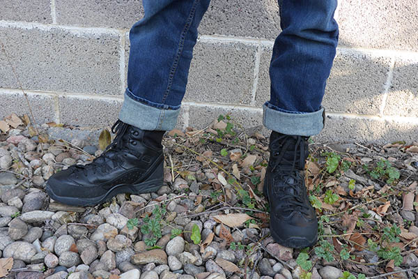 Tactical Research QRF Alpha B9 WP Boot Review