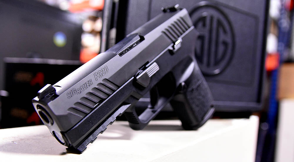Sig Sauer P320 Review | The Blog of the 1800GunsAndAmmo Store