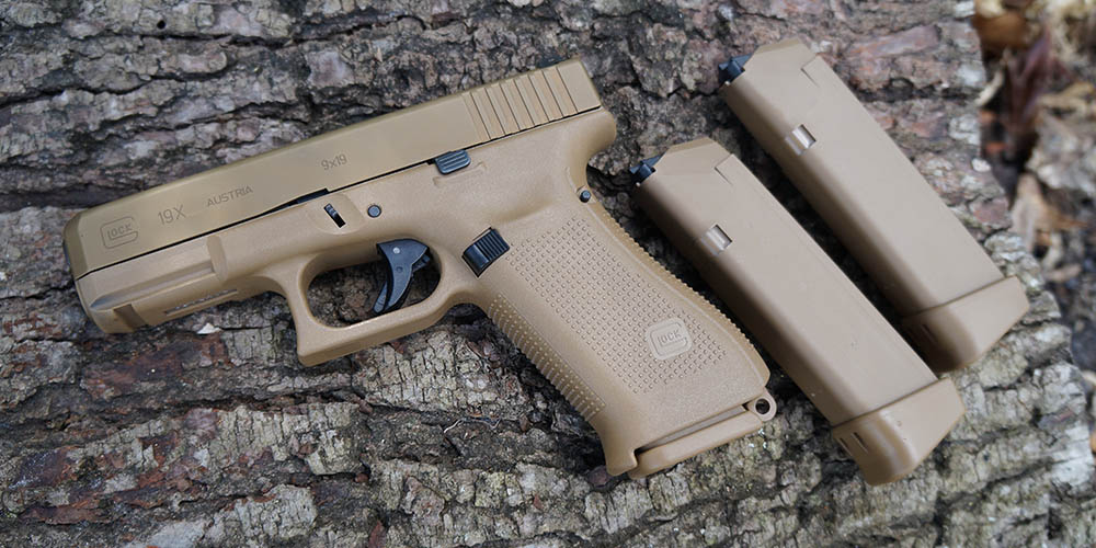 Glock 19x Review The Blog Of The 1800gunsandammo Store