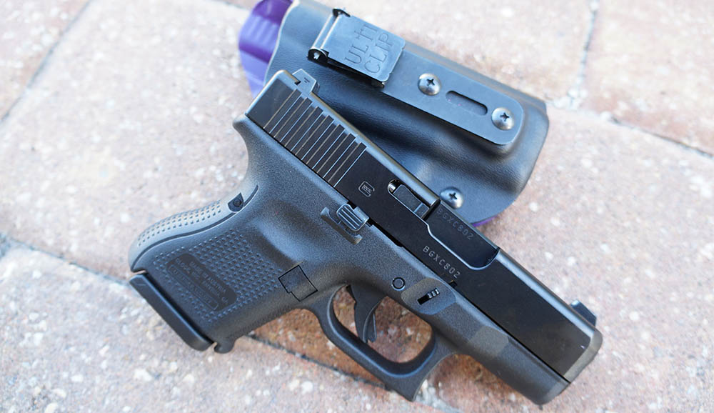 Glock 26 Generation 5 Subcompact Pistol Review The Blog Of The