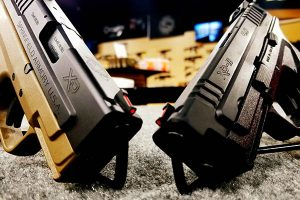 Springfield Armory XD Mod 2 Pistol Review